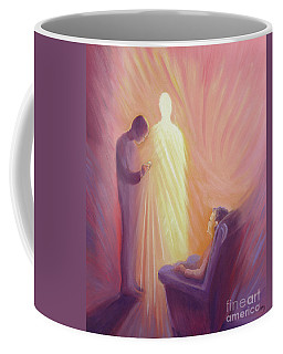 Jesus Christ Comes To Us In Holy Communion Coffee Mug