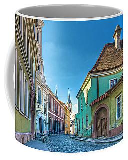 Esztergom Pastels Coffee Mug