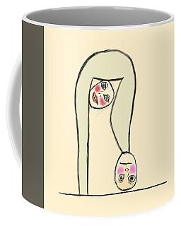 Etching 40 Coffee Mug