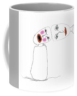 Etching 53 Coffee Mug