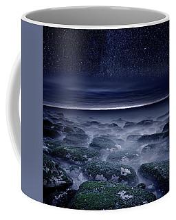 Coffee Mug featuring the photograph Eternal Horizon by Jorge Maia