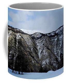 Eternal Snow Mountain Coffee Mug