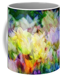 Ethereal Flowers Coffee Mug