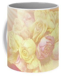 Ethereal Rose Bouquet Coffee Mug