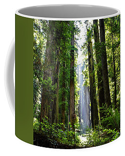 Ethereal Tree Coffee Mug