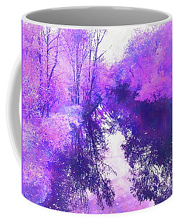 Ethereal Water Color Blossom Coffee Mug