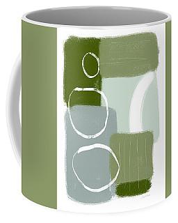 Eucalyptus Breeze 1- Art By Linda Woods Coffee Mug