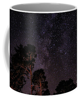 Eucalyptus Galaxy Coffee Mug