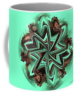 Eucalyptus Swirl Coffee Mug