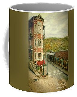 Coffee Mug featuring the photograph Eureka Springs by Jill Battaglia