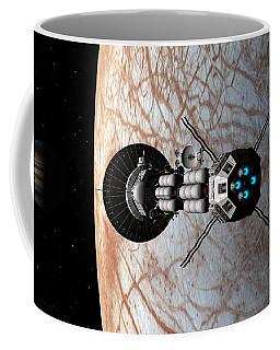 Europa Insertion Coffee Mug by David Robinson