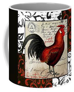 Europa Rooster II Coffee Mug