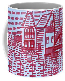 Eurovillage  Coffee Mug by Don Koester