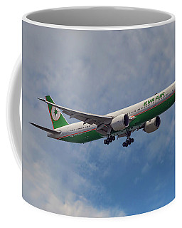 Eva Air Boeing 777-35e Coffee Mug