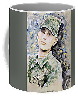 Evan Minca Coffee Mug