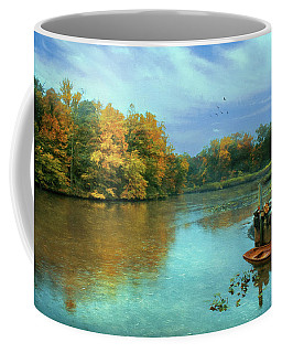Evans Pond Coffee Mug