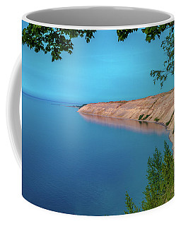 Eveing Light On Grand Sable Banks Coffee Mug