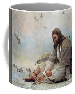 Even A Sparrow Coffee Mug
