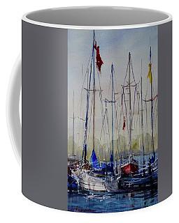 Evening At Lake Macatawa Coffee Mug