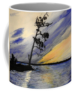Evening At Petrie Island Coffee Mug by Betty-Anne McDonald