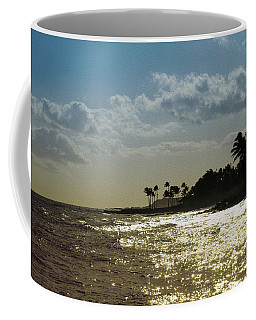 Evening At Poipiu Kauai Coffee Mug