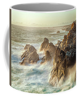 Evening At The Coast Coffee Mug