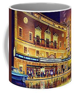 Evening At The Jefferson Coffee Mug