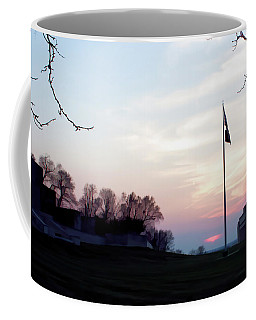 Evening At The Memorial Coffee Mug