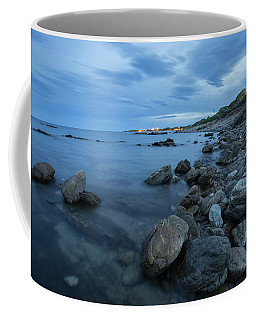 Evening Beach Coffee Mug