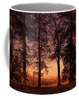 Evening Begins Coffee Mug