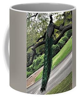 Evening Blues Coffee Mug by Kruti Shah
