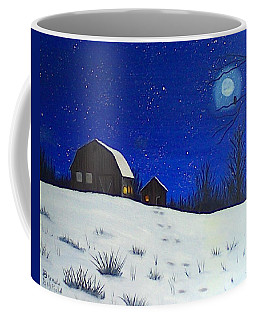 Evening Chores Coffee Mug