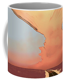 Evening Clouds Coffee Mug