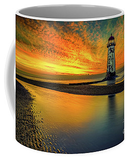 Coffee Mug featuring the photograph Evening Delight by Adrian Evans