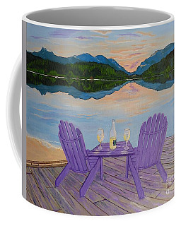 Evening Delight Coffee Mug