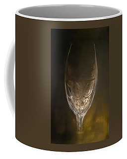 Empty Glass Coffee Mug