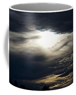Coffee Mug featuring the photograph Evening Eye by Jason Coward
