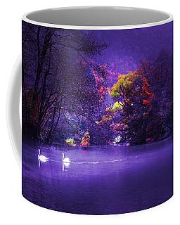 Evening Falling - Bosna River Coffee Mug