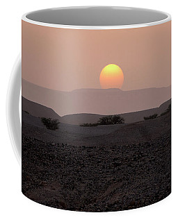 Evening Falls On The Prairie Coffee Mug