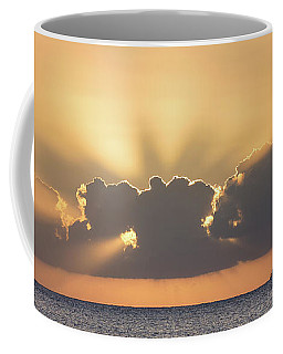 Evening Fishing Coffee Mug