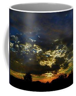 Evening Glow Coffee Mug by Mark Blauhoefer