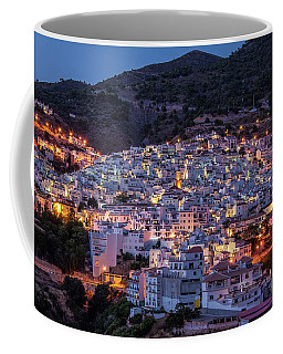 Evening In Competa Coffee Mug