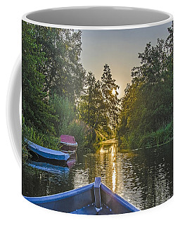 Evening In Loosdrecht Coffee Mug