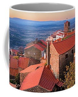 Coffee Mug featuring the photograph Evening In Monsanto by Dmytro Korol