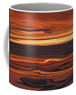 Evening In Ottawa Valley 1 Coffee Mug by Rabi Khan