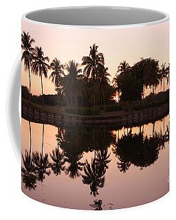 Evening In Pink Coffee Mug