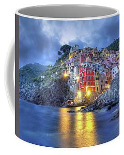 Evening In Riomaggiore Coffee Mug