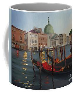 Evening In Venice Coffee Mug