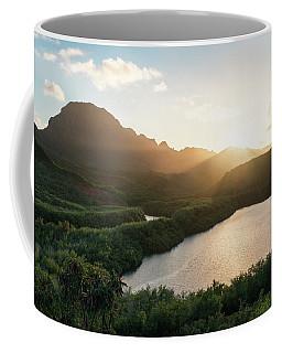 Evening Light In Kauai Coffee Mug