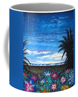 Tropical Evening Coffee Mug